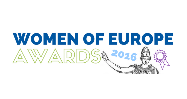 Women of Europe Awards 2016