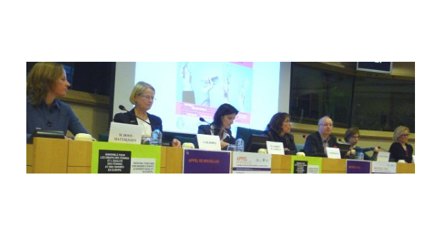 EWL co-hosts conference putting abolition of prostitution on European agenda