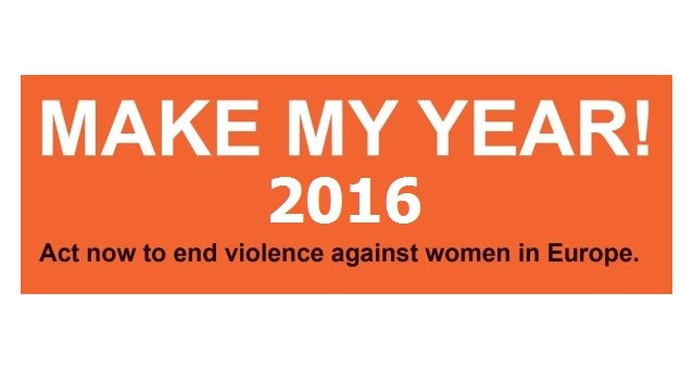 Share and sign the European Women's Lobby petition: 2016 as European Year to End Violence against Women!