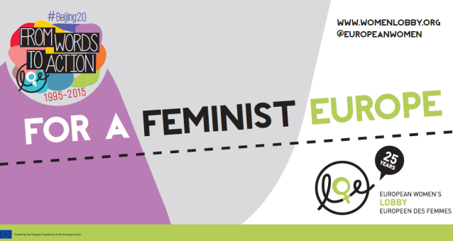 Women's organisations demand a concrete and ambitious European Union's new Strategy for Equality between Women and Men 2016-2020