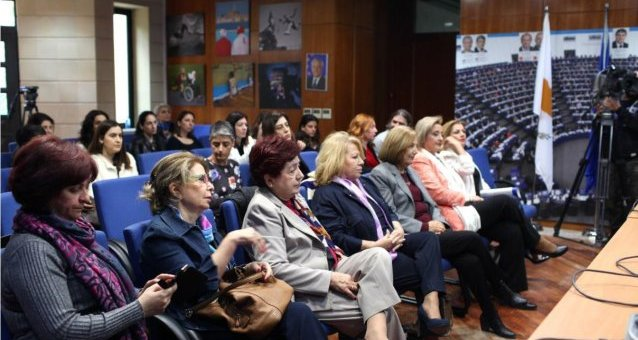 Cyprus Women's Lobby launches its campaign ahead of the European elections