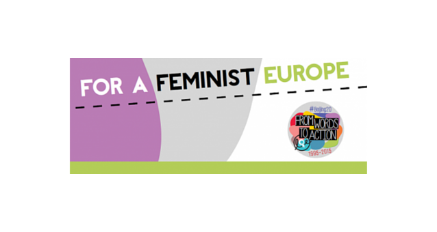 EWL Beijing+20 in December: we fight for Human Rights of Women in Europe