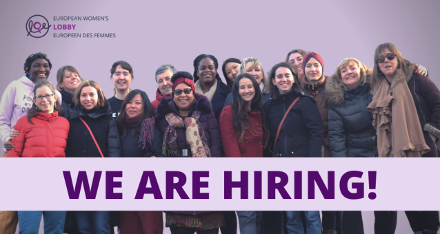 We are hiring a Junior Policy and Campaigns Officer!