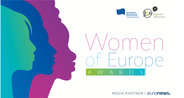 Women of Europe Awards celebrate outstanding women leadership and solidarity across Europe