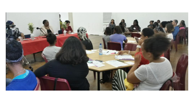 """The power of united action"": seminar on violence against women plants seeds for change in Cape Town, South Africa"