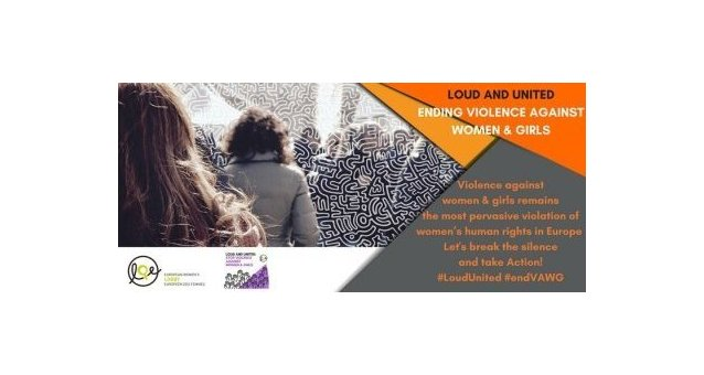 LoudUnited European Campaign to end violence against women and girls