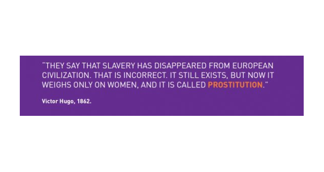 200 civil society organisations launch European debate on abolition of prostitution