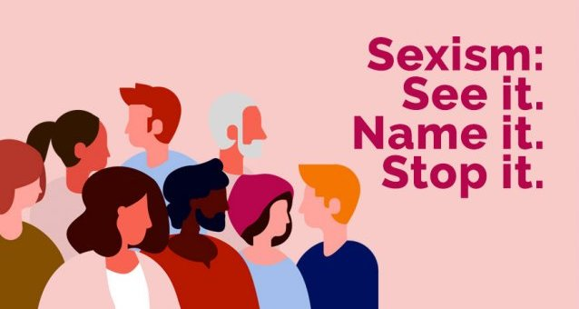 Statement and Recommendations regarding the prevention and fight against sexism in the EU: Mobilising against sexism, to see it, name it and stop it
