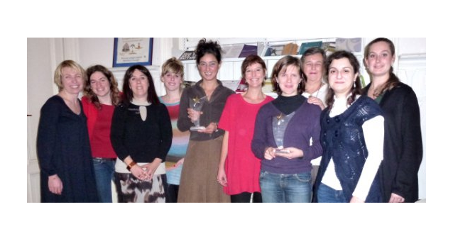 EWL campaign on prostitution bags a top award for European Public Affairs professionals!
