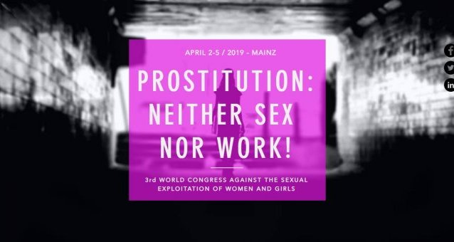 PROSTITUTION: NEITHER SEX NOR WORK!