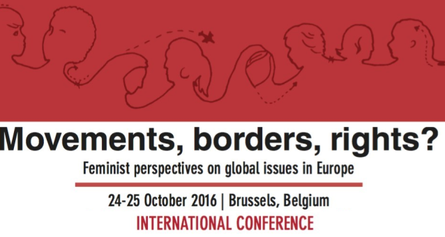 Feminist perspectives on global issues in Europe - Conference 24-25 October 2016, Brussels