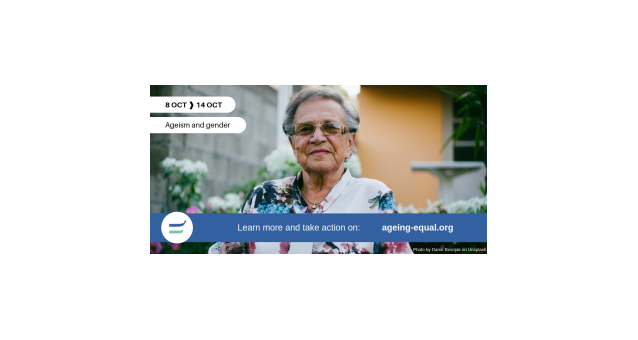 "EWL joins the ""Ageing Equal"" campaign and calls for the empowerment of older women across Europe"