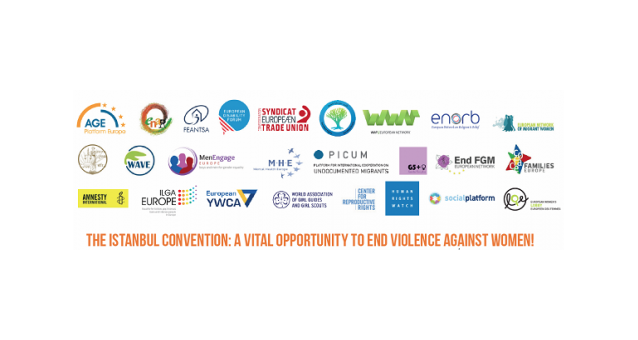 Factsheet - EU ratification of the Istanbul Convention: A vital opportunity to end violence against women and girls