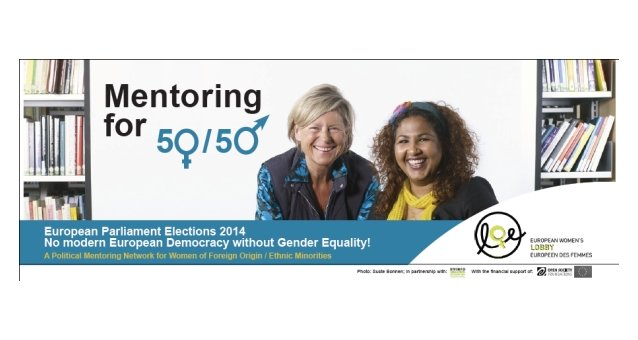 EWL launches Political Mentoring Network ahead of 2014 European Elections