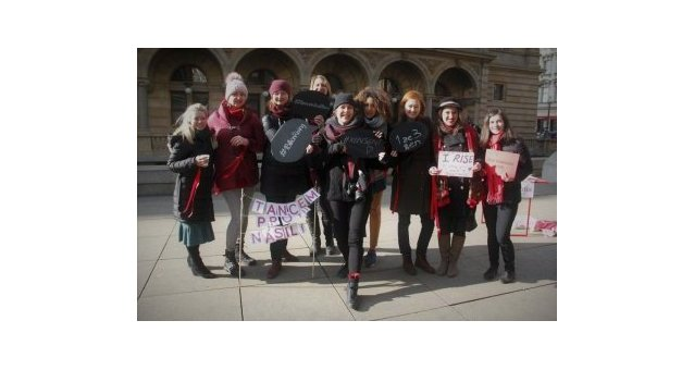 EWL is rising to end violence against women- One Billion Rising 2020