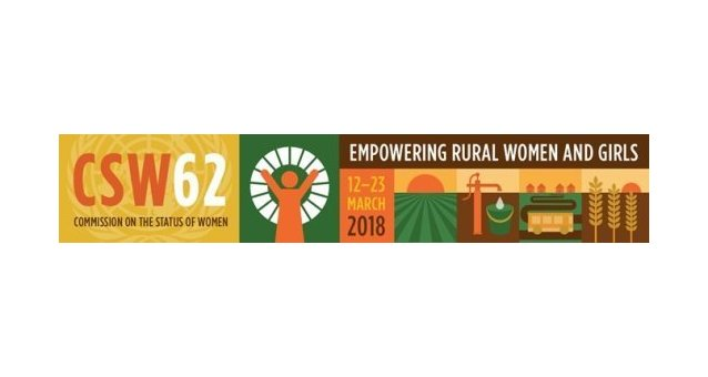 Rural Women – Priority theme of CSW 62