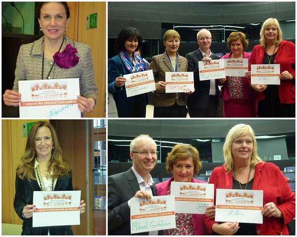 meps supporting the istanbul convention