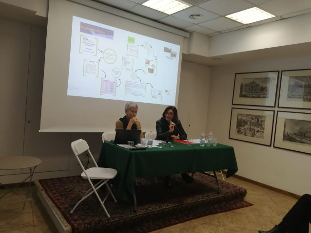 EWL Italian Coordination HerNetHerRights Training May 2019 2